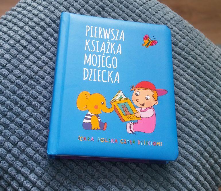 pierwsza książka mojegodziecka