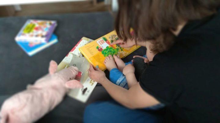 Read more about the article Tato, mamo! Wszyscy czytamy! Przegląd książeczek dla najmłodszych.