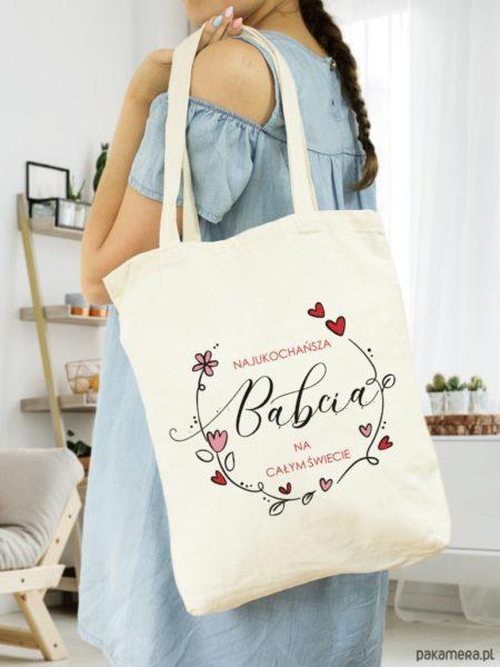 torba dla babci ekologiczna