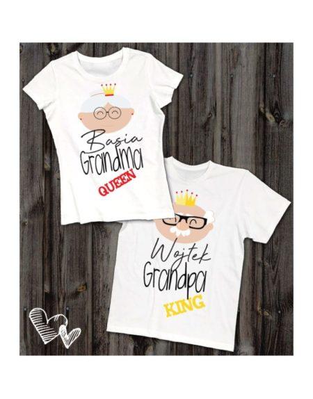 koszulki naDzień Babci iDziadka