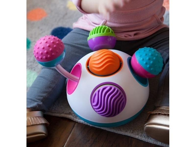 interakcyjne kulki dla dziecka