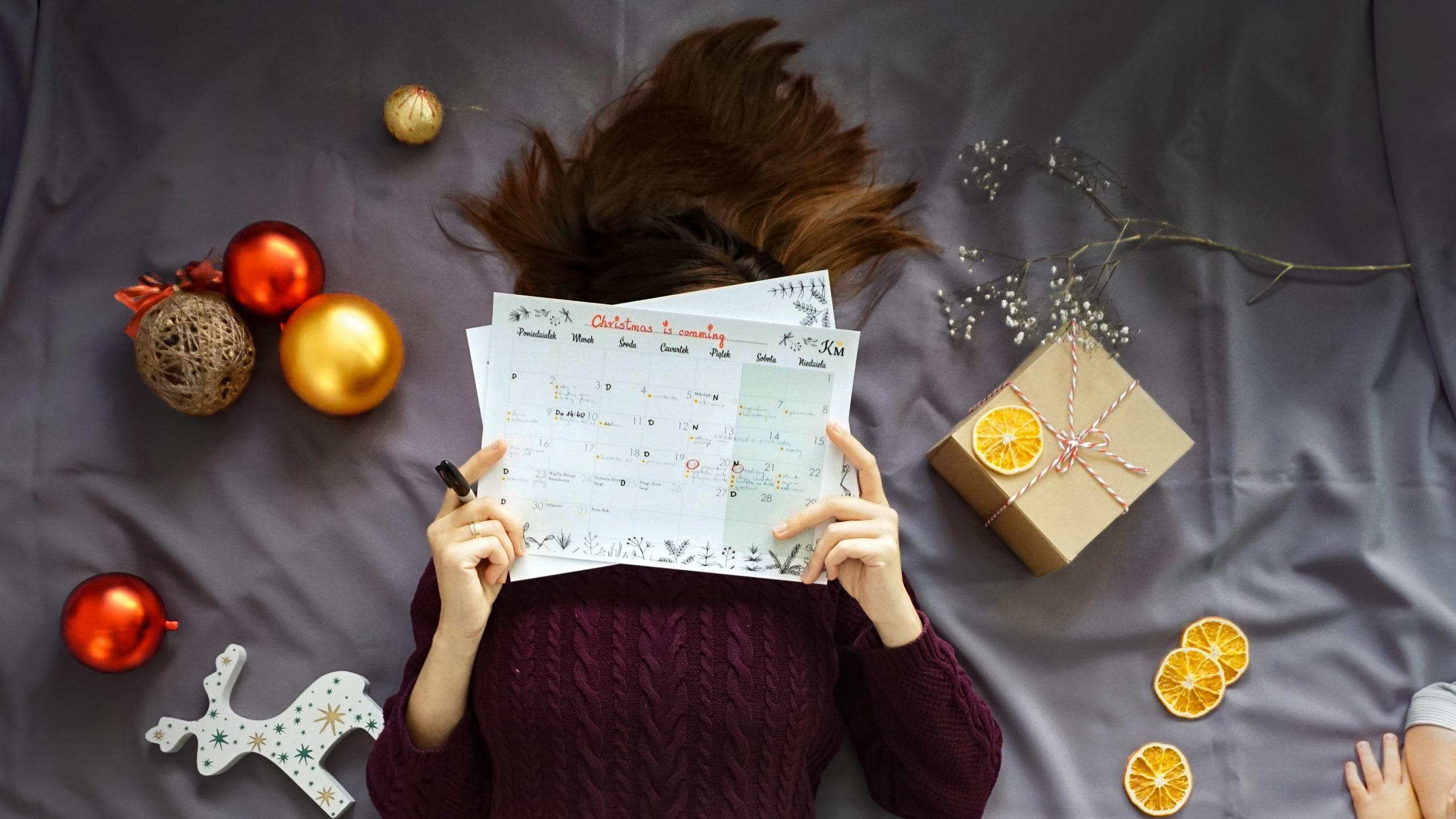 Read more about the article Jak sprawnie przygotować się doŚwiąt Bożego Narodzenia?!