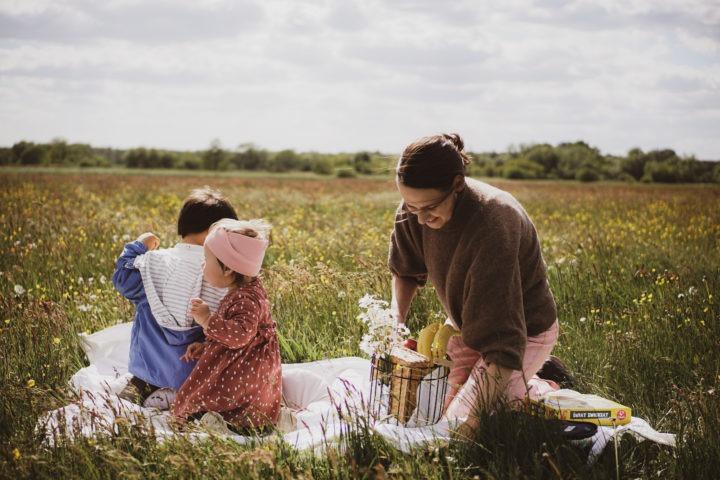 piknik zdziećmi