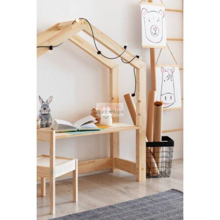 biurko domek pokój dziecięcy