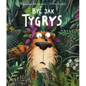książki dla dzieci oemocjach